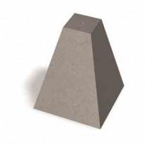 Pilari Benders M20, 500x300x300 mm, harmaa