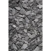 Koristekivi Benders Liuskemurske 20-40 mm, 800 kg suursäkki, grafiitti