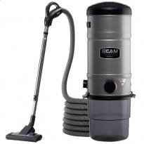 Järjestelmäpaketti Beam Platinum SC 335, sis. keskuspölynimuri, siivousvälinesarja, imurasian asennussarja, putkinippu