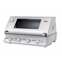 Kaasugrilli BeefEater Signature 3000SS, 4-polttimoinen upotettava grilli