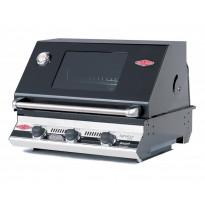 Kaasugrilli BeefEater Signature 3000E, 3-polttimoinen upotettava grilli