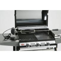 Varrasmoottorisarja BeefEater Rotisserie, 230V, 3-polttimoiseen grilliin