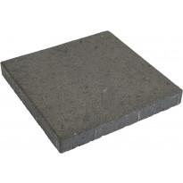 Betonilaatta 400x400x50mm, sileä, musta