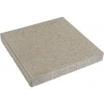 Betonilaatta 490x490x50mm, sileä, harmaa