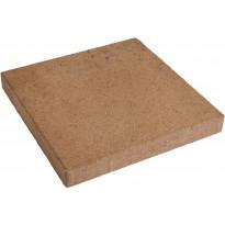 Betonilaatta 490x490x50mm, sileä, hiekanruskea