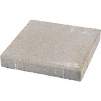 Betonilaatta 600x600x80mm, sileä, harmaa