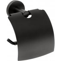 WC-paperiteline Bemeta Dark kannella, musta