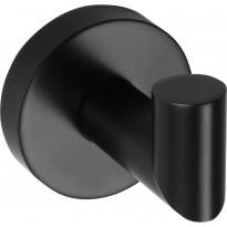 Pyyhekoukku Bemeta Dark, 65 mm, musta
