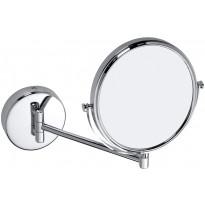 Kylpyhuoneen peili kääntyvä, Bemeta, kromi
