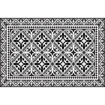 Pöytätabletti Beija Flor Black & White, 33x50cm, musta/valkoinen