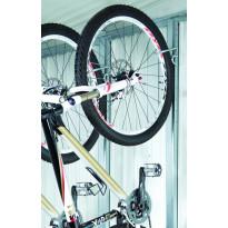 Polkupyöräteline puutarhavajaan Biohort bikeMax AvantGarde, Panorama ja HighLine, 2kpl