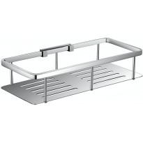 Suihkukori Bathlife Stadga, 300x130mm, kromi