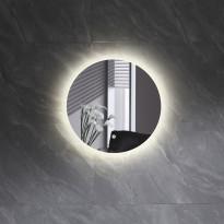 Valopeili Bathlife Skina, Ø500mm, hipaisukytkimellä, Verkkokaupan poistotuote