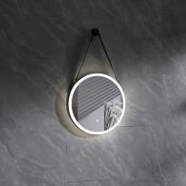 Valopeili Bathlife Glimma, Ø450mm, virtakytkimellä