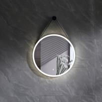 Valopeili Bathlife Glimma, Ø600mm, virtakytkimellä