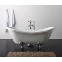 Tassuamme Bathlife Ideal Like, 1760 mm, valkoinen