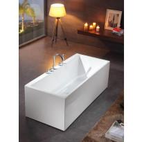 Kylpyamme Bathlife Ideal Form, 1600 mm, valkoinen