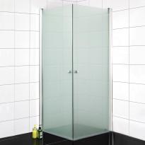 Suihkunurkka Bathlife 900, 900x900mm, kulmikas, himmeä