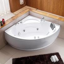 Poreamme Bathlife Class 1380, 1380x1380mm, 340l