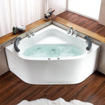 Poreamme Bathlife Vila 1300, 1300x1300mm, 280l