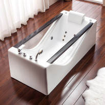 Poreamme Bathlife Happy 1700, 1700x850mm, 280l