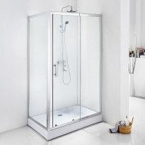 Suihkunurkka Bathlife Living 1200 A, 1200x800mm