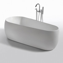 Kylpyamme Bathlife Melodi 1800, 1800x850mm, 310l