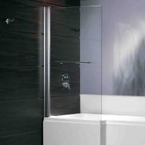 Suihkuseinä Bathlife Behag, 840x1400mm, vasen