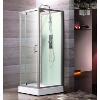 Suihkukaappi Bathlife Logi, 800x800mm