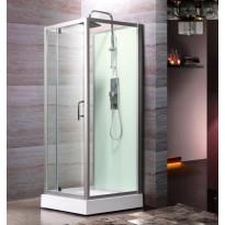 Suihkukaappi Bathlife Logi, 800x800mm
