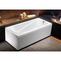 Kylpyamme Bathlife Slumra 1500, 1500x750x550mm, oikea