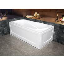 Kylpyamme Bathlife Slumra 1500, 1500x750x550mm, vasen