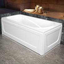 Kylpyamme Bathlife Slumra 1600, 1600x750x550mm, vasen, Verkkokaupan poistotuote