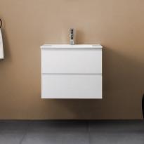 Allaskaappi Bathlife Eufori 600, valkoinen, 600x500x460mm