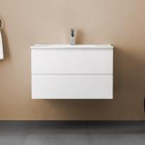 Allaskaappi Bathlife Eufori 800, valkoinen, 800x500x460mm
