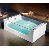 Poreamme Bathlife Flit, kahdelle, 480l, 1700x1200mm