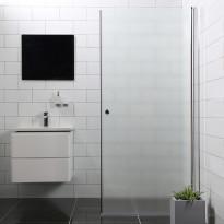 Suihkuovi Bathlife Mångsidig 1000mm S/P suora himmeä, Verkkokaupan poistotuote