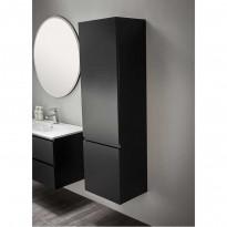 Sivukaappi Bathlife Eufori 450x1500x350mm, musta