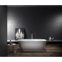 Kylpyamme Bathlife Frihet, 1700x750x580mm, valkoinen