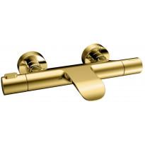 Ammehana termostaatilla Bathlife Brusa Tapp, messinki, Verkkokaupan poistotuote