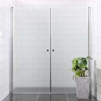 Suihkuseinä Bathlife Mångsidig Vital ovi + ovi, eri vaihtoehtoja