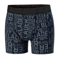 Miesten boxerit (2-pack) mariininsininen/steel blue