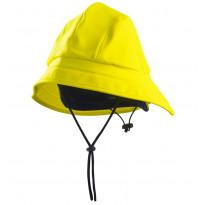Highvis sadehattu, keltainen