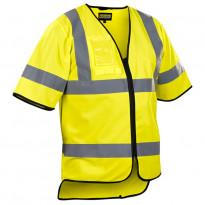 Palosuojattu liivi Blåkläder 3024 Highvis, keltainen