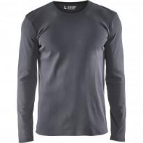 Pitkähihainen t-paita Blåkläder 3314, harmaa