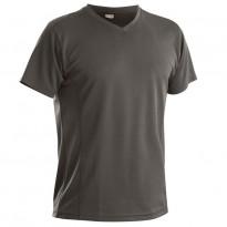 Functional T-paita, UV-suojattu, army green