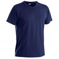 Functional T-paita, UV-suojattu, mariininsininen