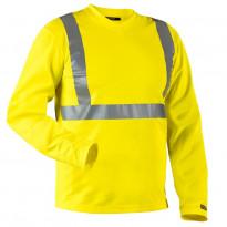 Highvis paita, UV-suojattu, keltainen