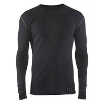 Palosuojattu aluspaita Blåkläder 3498, musta