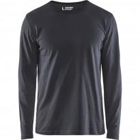 Pitkähihainen t-paita Blåkläder 3500, tummanharmaa